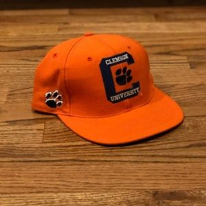 VINTAGE Clemson Tigers Snapback
